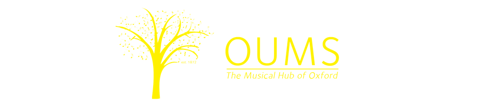 OUMS – Oxford University Music Society